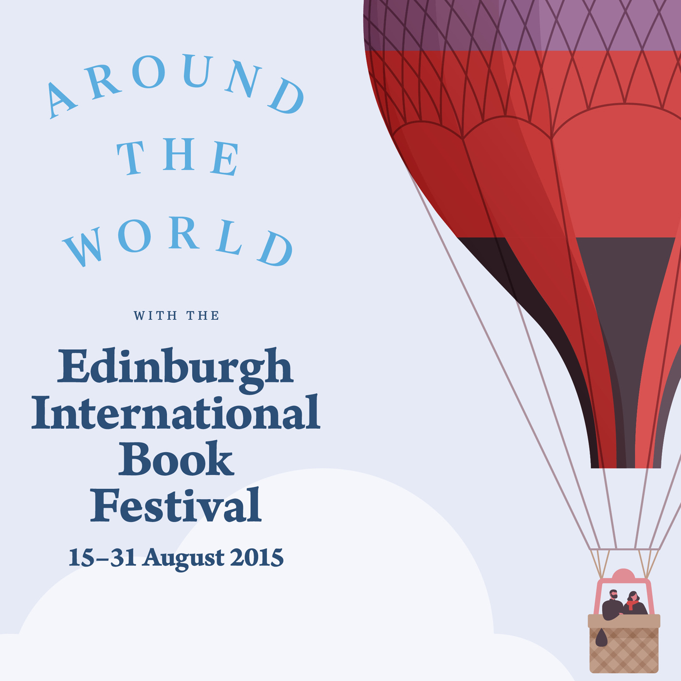 2015 Edinburgh International Book Festival