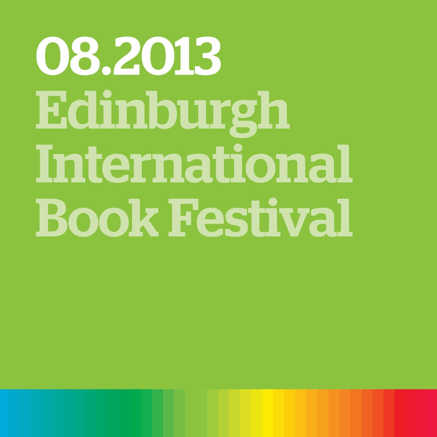 2013 Edinburgh International Book Festival