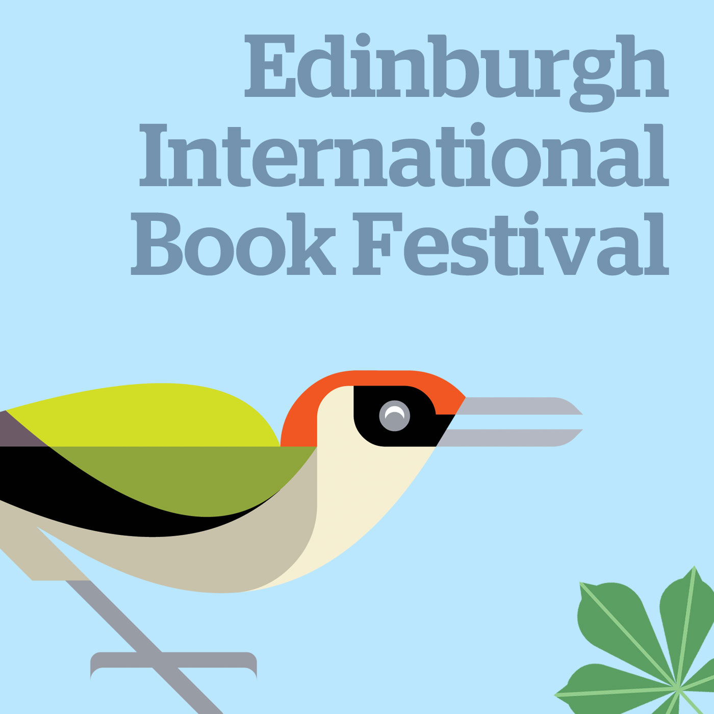 2014 Edinburgh International Book Festival
